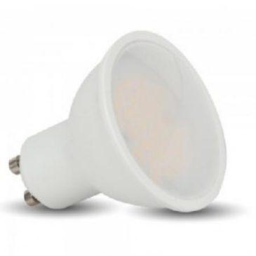 LED Spot VTAC GU10 5W 110° 400lm Θερμό Λευκό (1685-10)