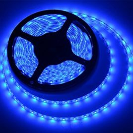LED Ταινία 3,6W (4.8W) 60 smd 3528/m Μπλε(2013)