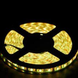 LED Ταινία 3,6W (4.8W) 60 smd 3528 Led/m Κίτρινη(2009)