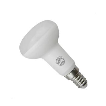 LED Λαμπτήρας E14 καθρέπτη 8W R50 Θερμό Λευκό(01744)