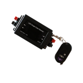 DIMMER LED 12V Τηλεχειριζόμενο 96Watt (3300 6302)