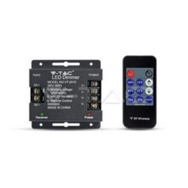 DIMMER LED V-TAC για ταινίες LED με RF Controler(3663)