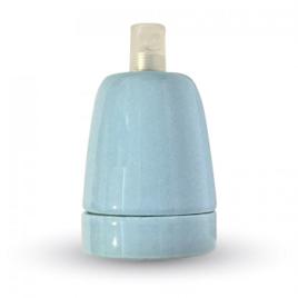 Ντουί Πορσελάνης Ε27 V-TAC Μπλέ(3798)