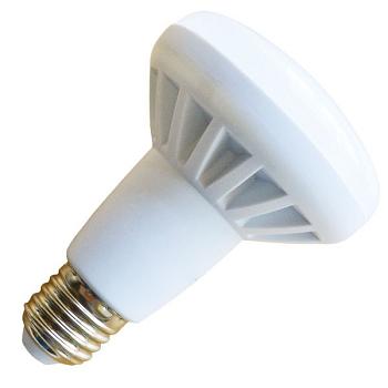 LED Λαμπτήρας E27 10W (R80) Ψυχρό Λευκό(4341)