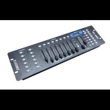 Επαγγελματική κονσόλα Φωτισμού 192 καναλιών DMX512(49767)