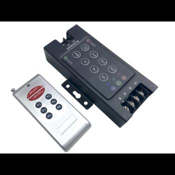 Ασύρματος LED RGB Remote Controller 360Watt 12-24Volt(55530)