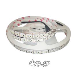 LED Ταινία 18W 204 led smd 3014/m Θερμό Λευκό(2404)