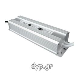 Τροφοδοτικό Μεταλλικό IP65 DC 24V 100W (3101)