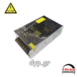 Τροφοδοτικό 200 Watt για LED Triac Dimmable(78563)