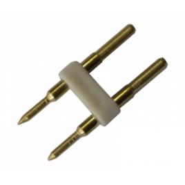 Ακίδες pin τροφοδοσίας για neon flex(3333)