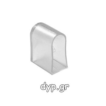 Τερματικό Καπάκι Σιλικόνης για NEON FLEX(22604)