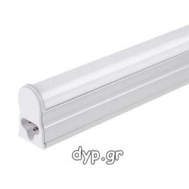 LED Τύπου Φθορισμού T5 57cm 8W Φώς ημέρας(tu5646)