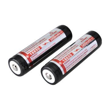 Μπαταρία XTAR 18650 3500mAh με προστασία (18650)
