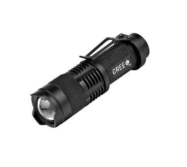 Φακός LED με Ζουμ 150lm (1131)