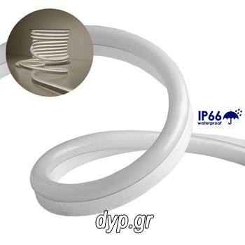 LED NEON FLEX 230V Φως ημέρας IP66 Dimmable(22506)