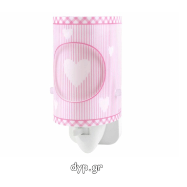 Sweet Dreams Pink LED νυκτός πρίζας(62015 S)