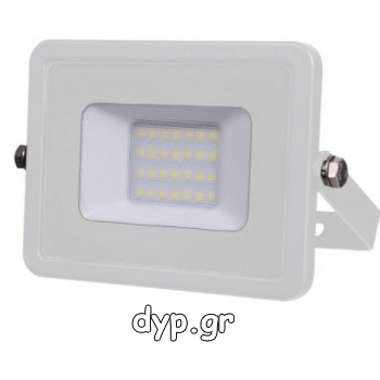 LED Προβολέας SAMSUNG CHIP SMD Α++ 20W Λευκός Ψυχρό Λευκό(0444)