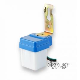 Φωτοκύτταρο Ημέρας – Νύχτας Mini 230V(10-06)