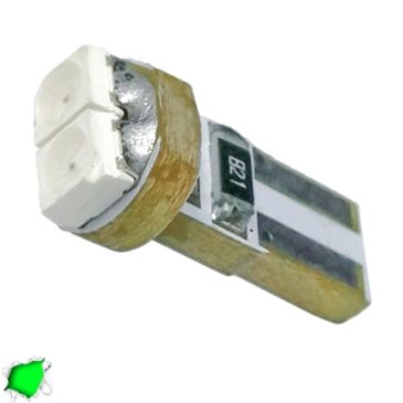 Λαμπτήρας LED T5 2 SMD 1210 Πράσινο GloboStar 31143