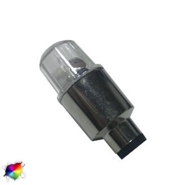 LED Τάπα Βαλβίδας RGB GloboStar 35444