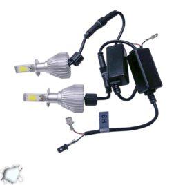 LED HID Kit H3 36 Watt 9-36 Volt DC 3600 Lumen 6000k C6 Economy Line GloboStar 06661