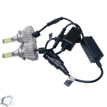 LED HID Kit HB4 9006 36 Watt 9-36 Volt DC 3600 Lumen 6000k C6 Economy Line GloboStar 06667