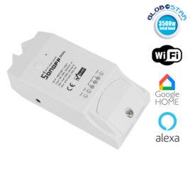 SONOFF Dual Channel Smart Home Switch WiFi – Ασύρματος Έξυπνος Διπλός Διακόπτης για 2 Συσκευές GloboStar 48453