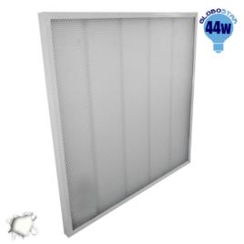 Πάνελ LED Οροφής 60x60cm 44W 230v 4060lm 180° Φυσικό Λευκό 4500k GloboStar 01794