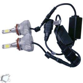 LED HID Kit H11 36 Watt 9-36 Volt DC 3600 Lumen 6000k C6 Economy Line GloboStar 06665