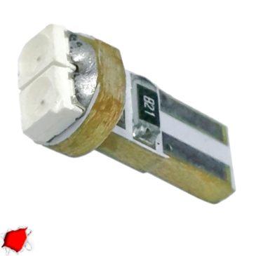 Λαμπτήρας LED T5 2 SMD 1210 Κόκκινο GloboStar 31142