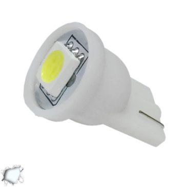 Λαμπτήρας LED T10 με 1 SMD 5050 Ψυχρό Λευκό GloboStar 71040