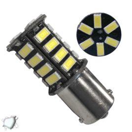 Λαμπτήρας LED BAU15S 30 SMD 5630 Ψυχρό Λευκό GloboStar 04521