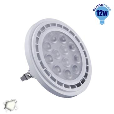 Λαμπτήρας LED AR111 36 Μοίρες 12 Watt 230v Ημέρας GloboStar 01761