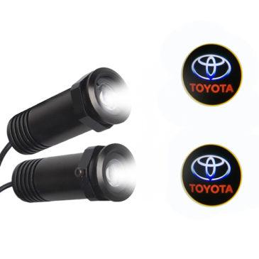 Toyota LED Ghost Logo Projector GloboStar 98556