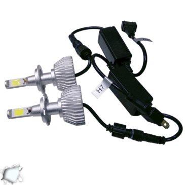 LED HID Kit H7 36 Watt 9-36 Volt DC 3600 Lumen 6000k C6 Economy Line GloboStar 06663