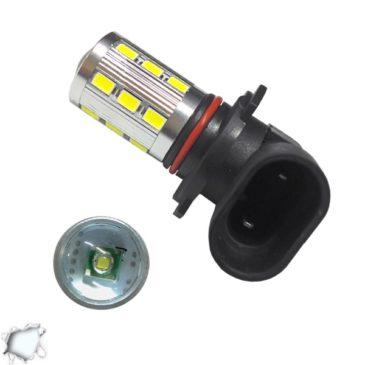 Λαμπτήρας LED HB3 9005 με 18 SMD 5630 Samsung Chip + 1 x 5 Watt CREE LED 6000k 9-32V GloboStar 77369