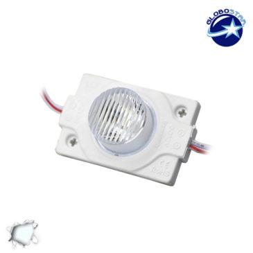 LED Module 1,5 Watt CREE 12 volt 40x30mm Ψυχρό GloboStar 75520