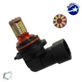 Λαμπτήρας LED HB3 9005 Can Bus με 57 SMD 4014 6000k GloboStar 40139