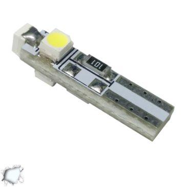 Λαμπτήρας LED Τ5 με 3 SMD 1210 Ψυχρό Λευκό 6000k GloboStar 38100