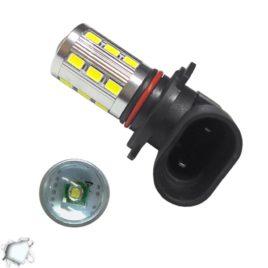 Λαμπτήρας LED HB4 9006 με 18 SMD 5630 Samsung Chip + 1 x 5 Watt CREE LED 6000k 9-32V GloboStar 77368