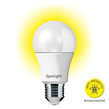 ΛΑΜΠΤΗΡAΣ LED E27 5W ΑΝΤΙΚΟΥΝΟΥΠΙΚΟΣ(dyp5739)