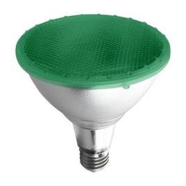 ΛΑΜΠΤΗΡAΣ LED E27 15W ΠΡΑΣΙΝΟΣ PAR 38(dyp5747)