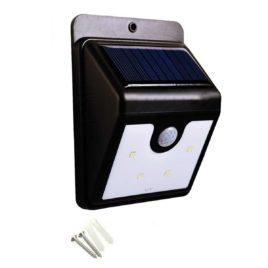 Προβολέας LED εξωτερικού χώρου με ηλιακό panel αισθητήρα κίνησης(D2426)