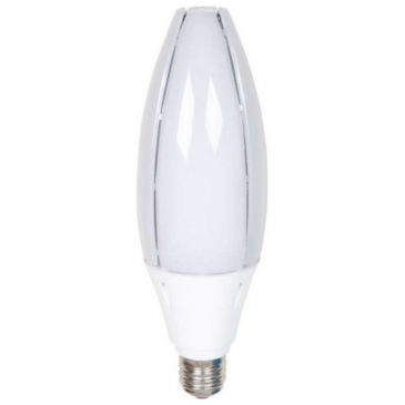 LED V-TAC Λάμπα E40 Olive Lamp SAMSUNG CHIP 60W Ψυχρό Λευκό 6400Κ (188)