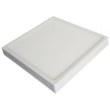 LED Εξωτερικό Πάνελ mini premium slim 18W τετράγωνο Φως Ημέρας (4920)
