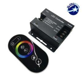 Ασύρματος Controller RGB 2.4G LK 12-24 Volt DC GloboStar 01650
