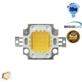 Υψηλής Ισχύος COB LED BRIDGELUX 10W 32V 950lm Θερμό Λευκό 3000k GloboStar 46303