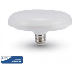 LED Λάμπα V-TAC Ε27 15W SAMSUNG CHIP F150 UFO Οροφής Ψυχρό Λευκό 215 (215)
