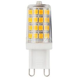 V-TAC LED Λάμπα G9 3W SAMSUNG CHIP Πλαστικό Κυλινδρικό Φως Ημέρας (247)
