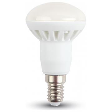 LED V-TAC Λάμπα E14 καθρέπτη 6W (R50) Ψυχρό Λευκό (4246)